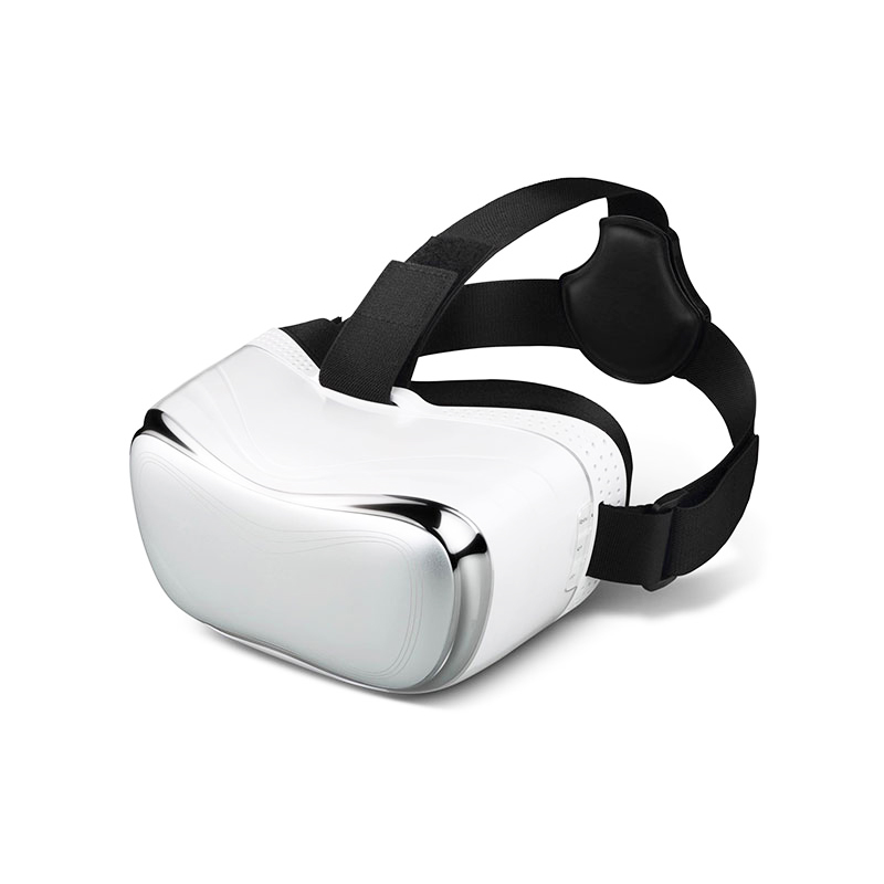 3D VR Virtual Reality Headset 3D Glasses powered by Allwinner Octa core H8 chipset 5 inch 2