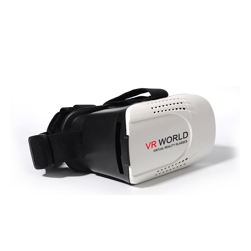 VR World Virtual Reality Glasses 3D VR Virtual Reality Headset For Smartphones China 2