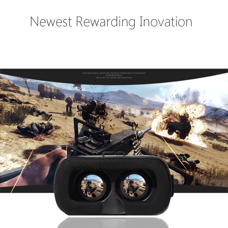 VR World Virtual Reality Glasses 3D VR Virtual Reality Headset For Smartphones China 6