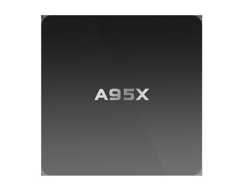 Firefly box A95X Amlogic S905 Quad core Cortex A53 2.0GHz 64bit 14