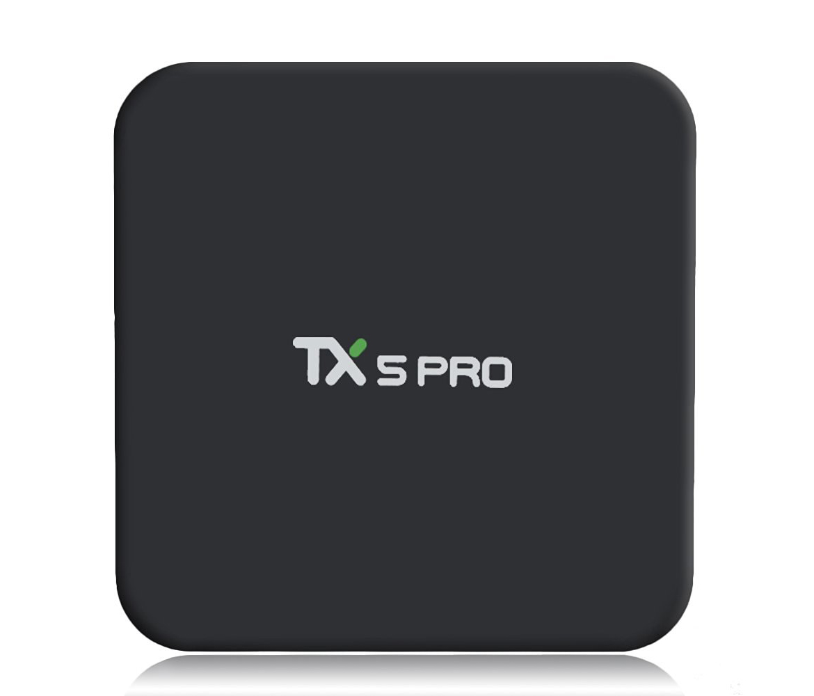 TX5 PRO TV BOX Android 6.0 Marshmallow Amlogic S905X 2G 16G KODI 4K WIFI bluetooth v4.0 Media Player 1