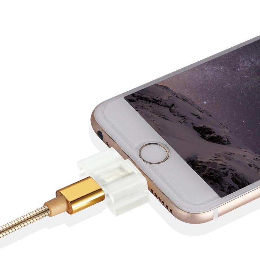 USB Type C Lightning Micro 8 in 1 Charging Cable 50cm Multiple Universal Charging Cable for iPhone iPad and Android Smartphone 7